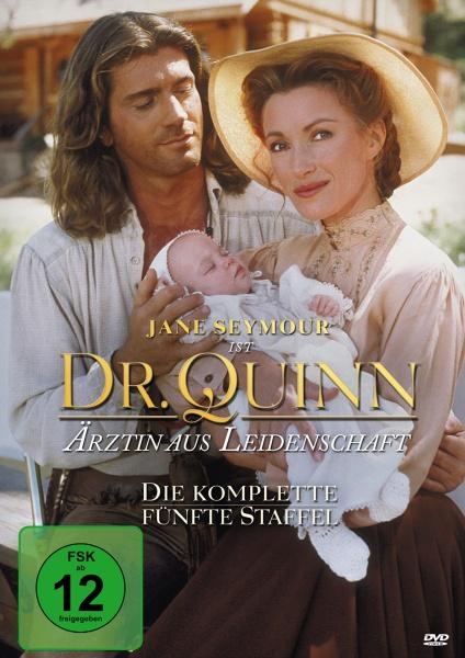 Dr Quinn - Ärztin aus Leidenschaft Staffel 5 (Amaray) (7 DVDs)