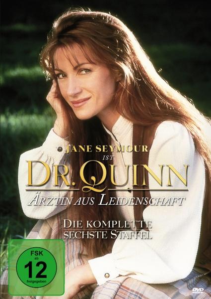 Dr Quinn - Ärztin aus Leidenschaft Staffel 6 (Amaray) (6 DVDs)