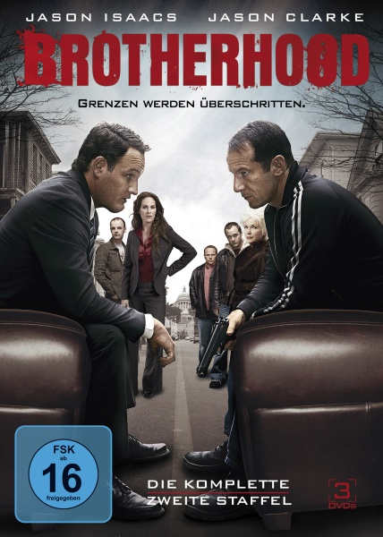 Brotherhood - Staffel 2 (3 DVDs)