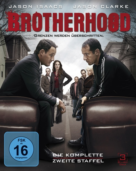 Brotherhood - Staffel 2 (3 Blu-rays)