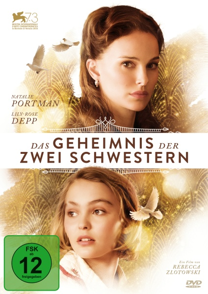 Das Geheimnis der zwei Schwestern (DVD)