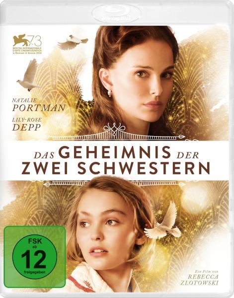 Das Geheimnis der zwei Schwestern (Blu-ray)