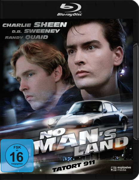 No Man's Land - Tatort 911 (Blu-ray)