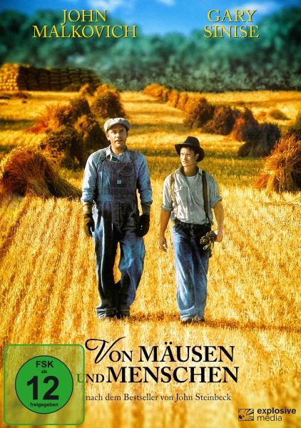 Von Mäusen und Menschen (DVD)