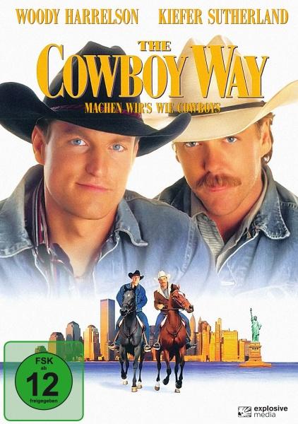 The Cowboy Way - Machen wir's wie Cowboys (DVD)
