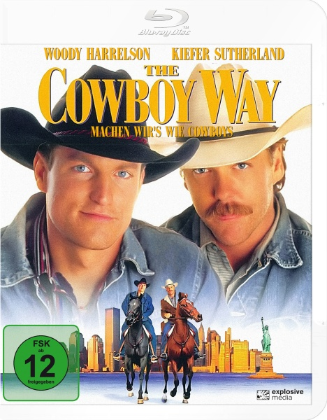 The Cowboy Way - Machen wir's wie Cowboys (Blu-ray)