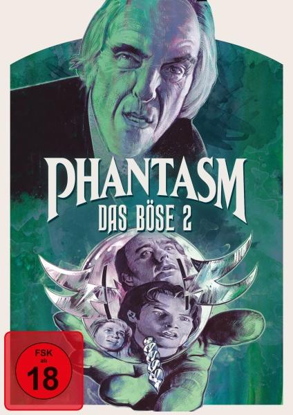 Phantasm II - Das Böse II (DVD)