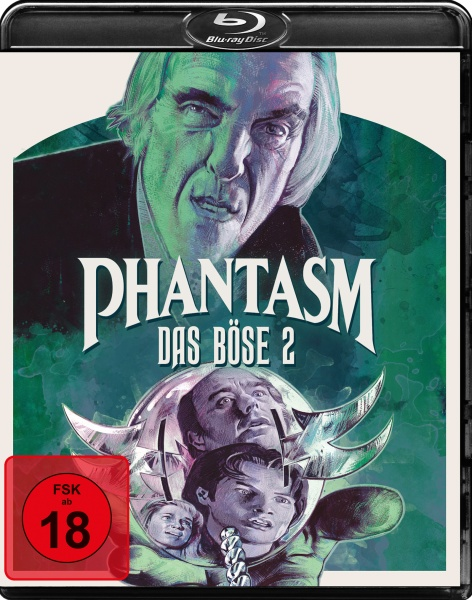 Phantasm II - Das Böse II (Blu-ray)