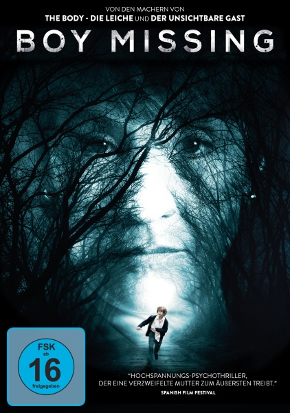 Boy Missing (DVD)