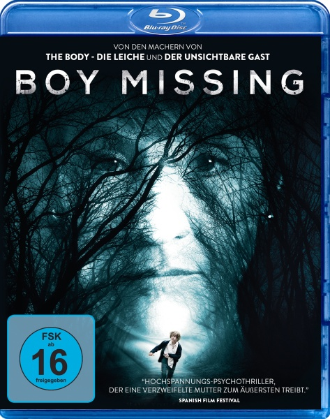 Boy Missing (Blu-ray)