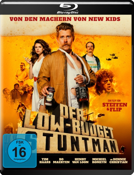 Der Low-Budget Stuntman (Blu-ray)