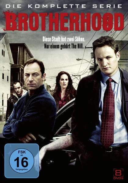 Brotherhood - Die komplette Serie (8 DVDs)