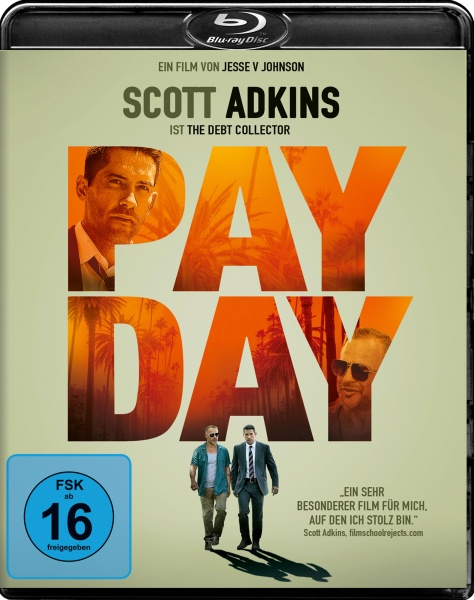 Pay Day (Blu-ray)