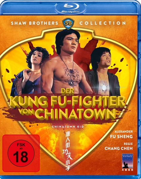 Der Kung Fu-Fighter von Chinatown - Chinatown Kid (Shaw Brothers Collection) (Blu-ray)