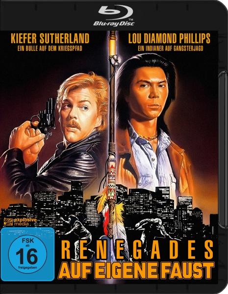 Renegades - Auf eigene Faust (Blu-ray)