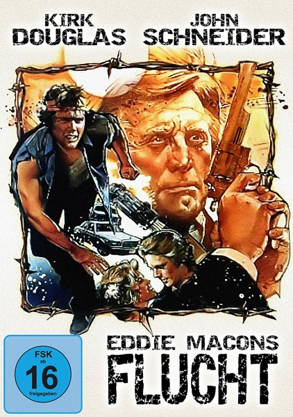 Kopfjagd (Eddie Macon's Run) (DVD)