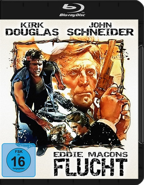 Kopfjagd (Eddie Macon's Run) (Blu-ray)