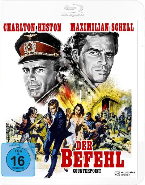 Der Befehl (Counterpoint) (Blu-ray)