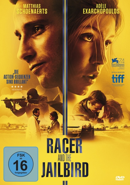 Racer and the Jailbird (DVD)