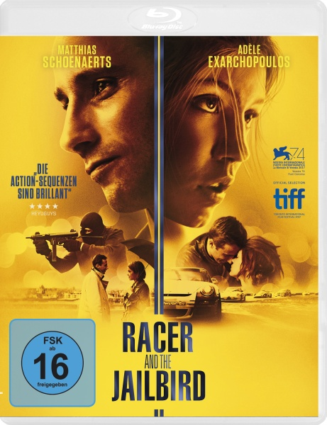 Racer and the Jailbird (Blu-ray)