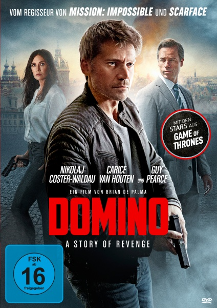 Domino - A Story of Revenge (DVD)