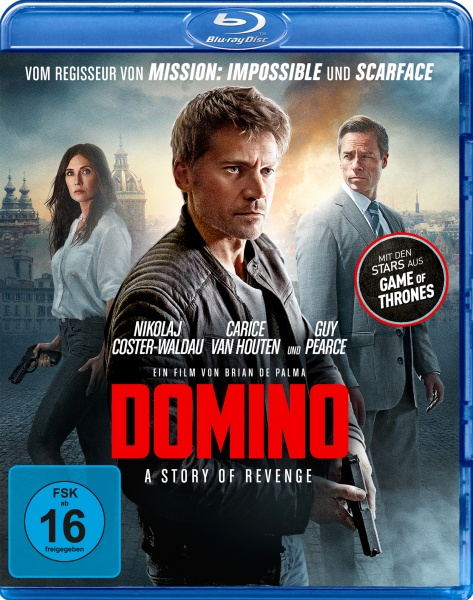 Domino - A Story of Revenge (Blu-ray)