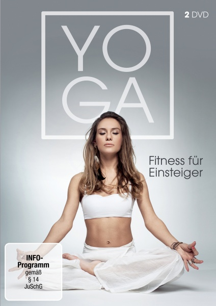 Yoga - Fitness Box für Einsteiger (2 DVDs)