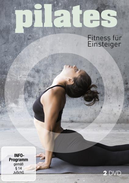 Pilates - Fitness Box für Einsteiger (2 DVDs)