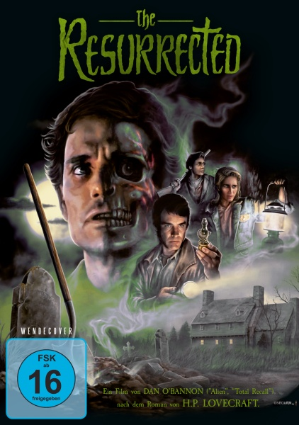 The Resurrected - Die Saat des Bösen (DVD)