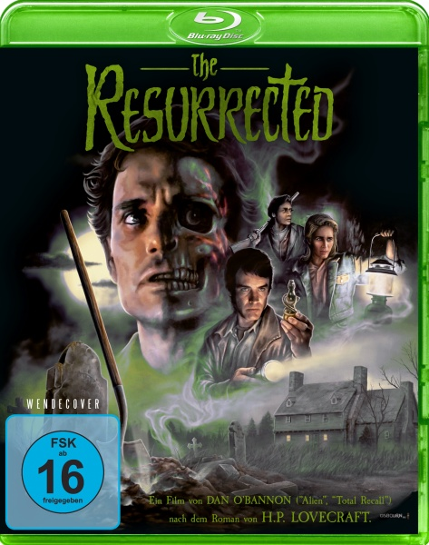 The Resurrected - Die Saat des Bösen (Blu-ray)