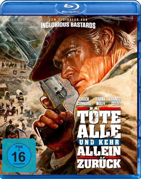Töte alle und kehr allein zurück (Blu-ray)