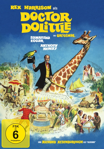 Doctor Dolittle - Das Original (Remastered) (DVD)