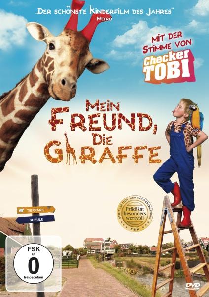Mein Freund, die Giraffe (DVD)