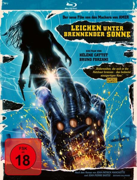 Leichen unter brennender Sonne - Mediabook (Blu-ray)