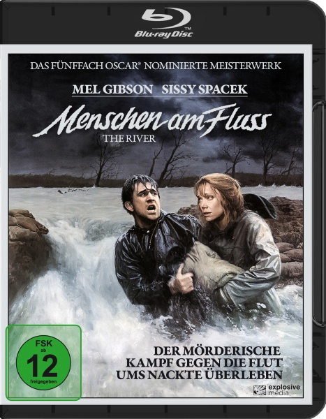 Menschen Am Fluss (The River) (Blu-ray)