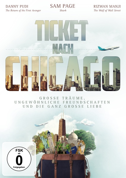 Ticket nach Chicago (DVD)