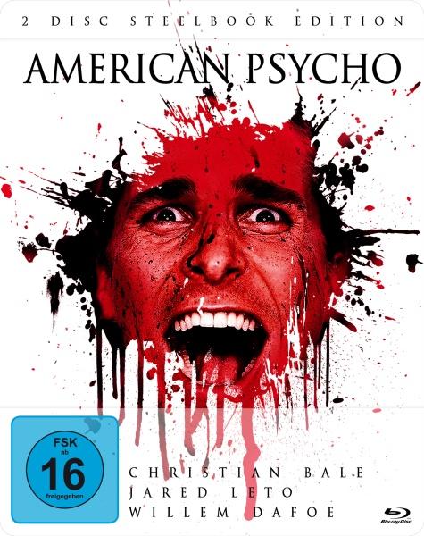 American Psycho (2-Disc-Steelbook) (Blu-ray+DVD)