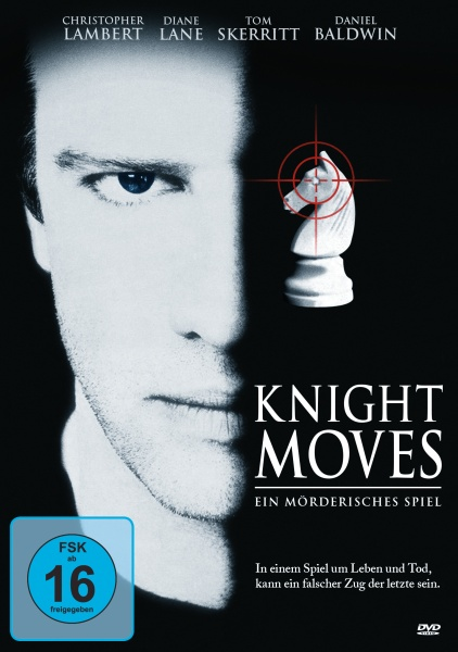 Knight Moves - Ein mörderisches Spiel (DVD)
