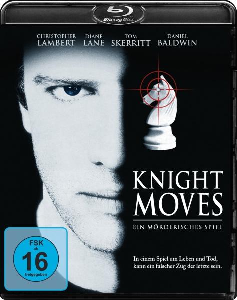Knight Moves - Ein mörderisches Spiel (Blu-ray)