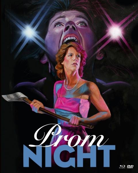 Prom Night - Die Nacht des Schlächters (Mediabook, Blu-ray + 2 DVDs)