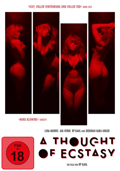 A Thought of Ecstasy Uncut (DVD)