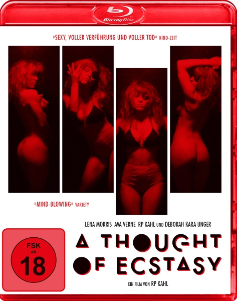 A Thought of Ecstasy Uncut (Blu-ray)