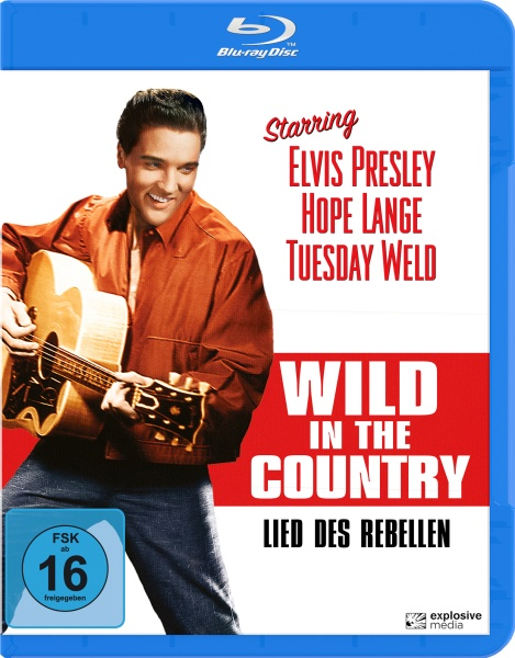 Lied des Rebellen (Wild in the Country) (Blu-ray)