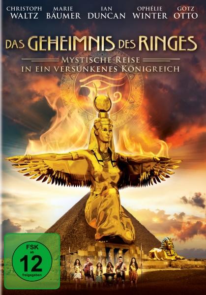 Das Geheimnis des Ringes (DVD)