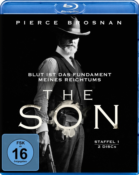 The Son - Staffel 1 (2 Blu-rays)