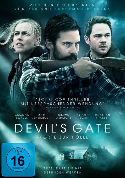Devil's Gate - Pforte zur Hölle (DVD)