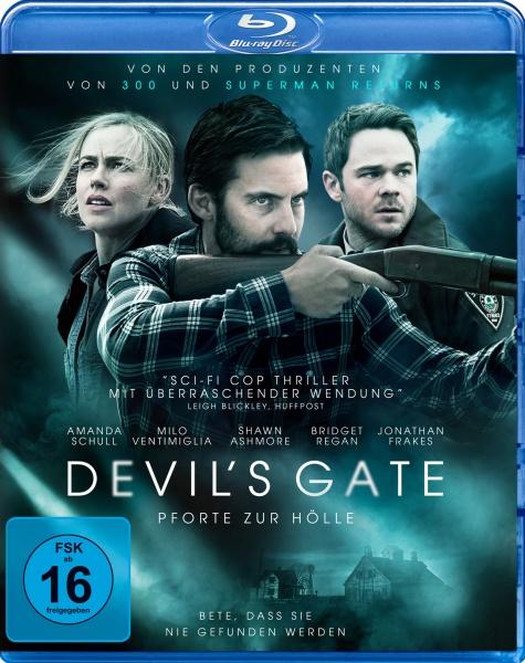 Devil's Gate - Pforte zur Hölle (Blu-ray)