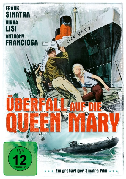 Überfall auf die Queen Mary (Assault on a Queen) (DVD)