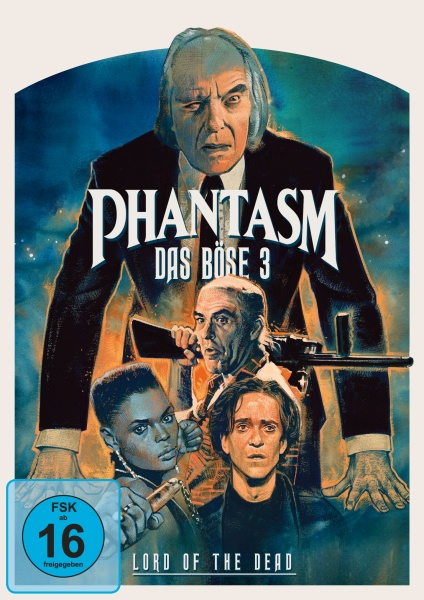 Phantasm III - Das Böse III - Lord Of The Dead (DVD)