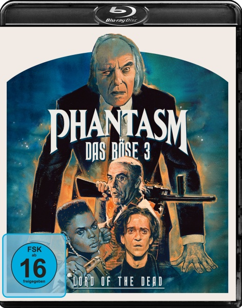 Phantasm III - Das Böse III - Lord Of The Dead (Blu-ray)